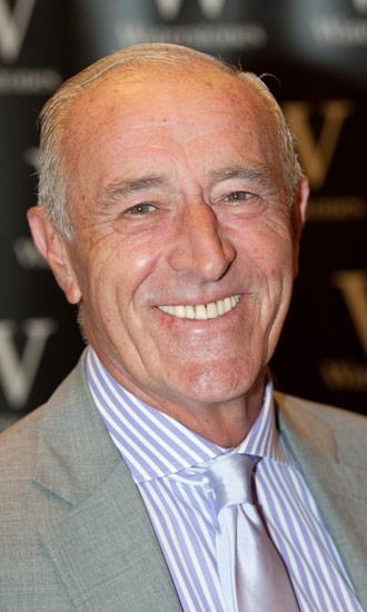 Len Goodman Celebrity Profile