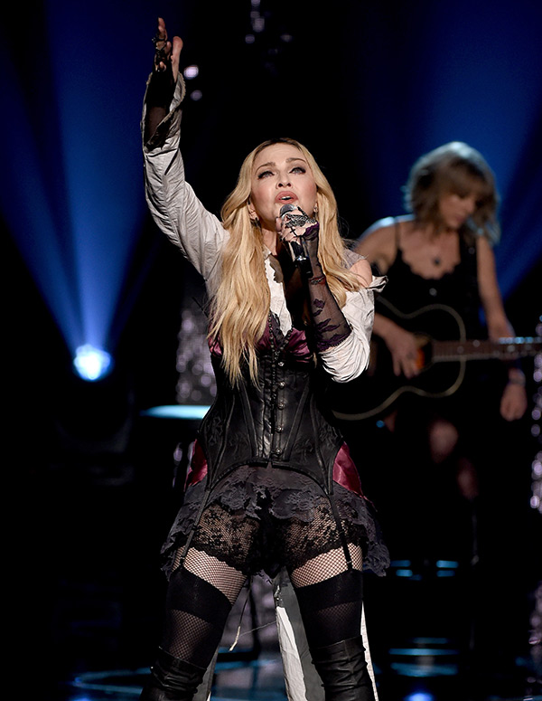 Madonna Sexy Coachella