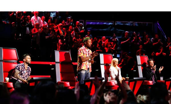 the voice playoff rounds begin