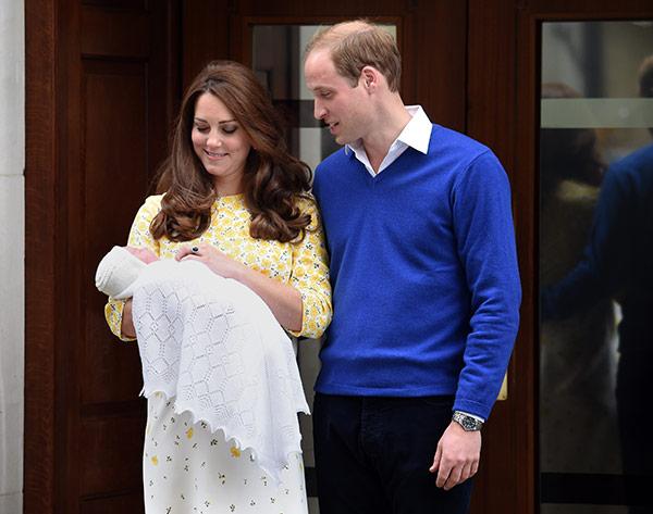 New Royal Baby Charlotte