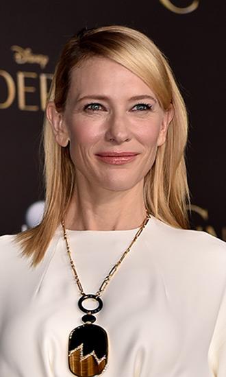 Cate Blanchett Celebrity Profile