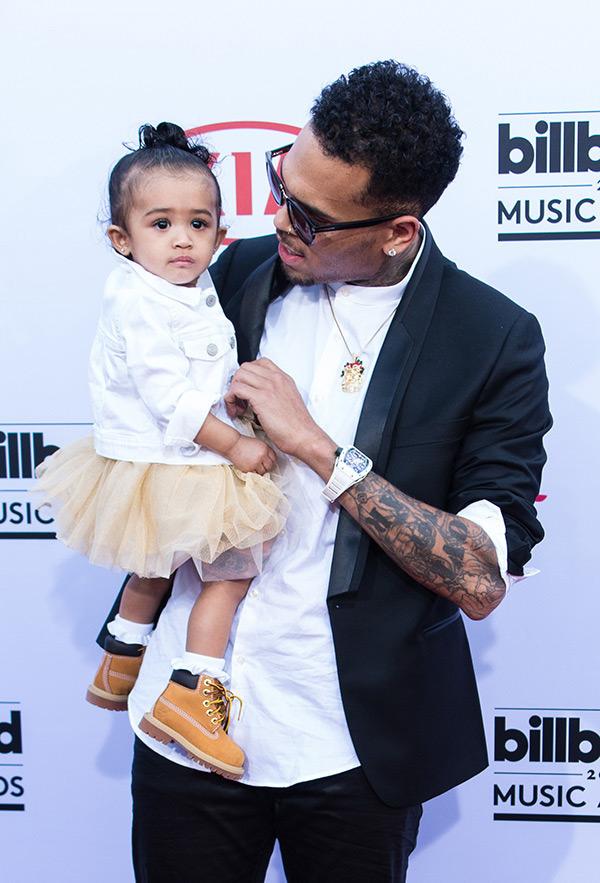 Chris Brown Custody Of Royalty