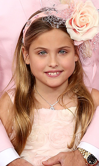 Dannielynn Birkhead Celebrity Profile