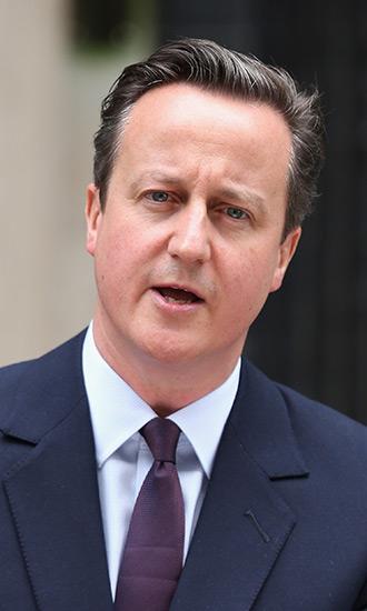 David Cameron Celebrity Profile