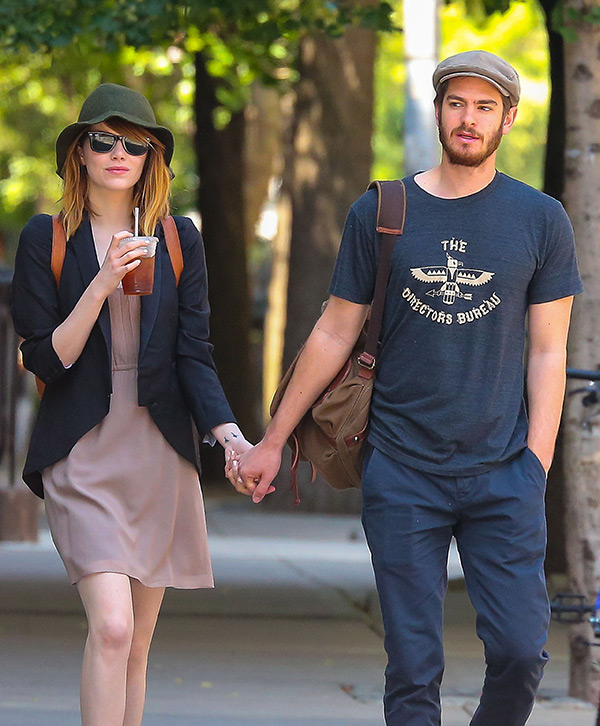 Andrew Garfield Emma Stone Relationship