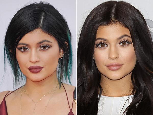 Kylie Jenner Face Makeover