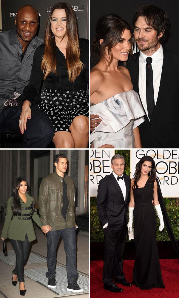 Shortest Celebrity Engagements