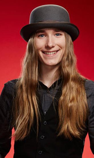 Sawyer Fredericks Celebrity Profile
