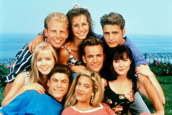 Beverly Hills, 90210 Unauthorized Movie