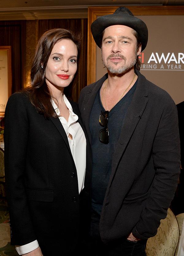 Brad Pitt Angelina Jolie Getting Divorced