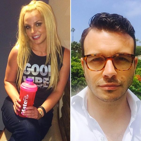 Britney Spears Charlie Ebersol Break Up