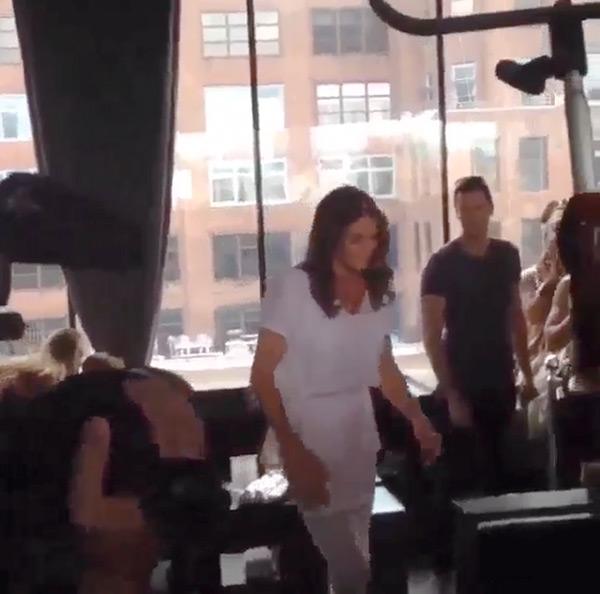 Caitlyn Jenner Gay Pride Video