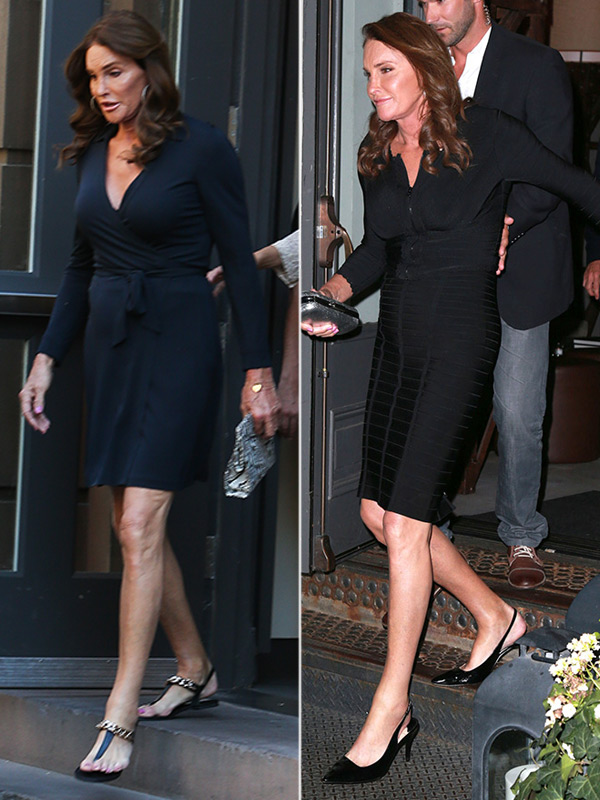caitlyn jenner dress nyc outfit