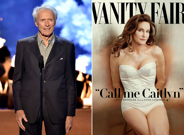 Clint Eastwood Disses Caitlyn Jenner