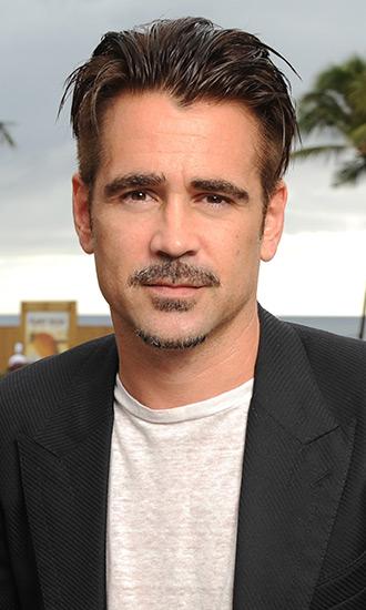Colin Farrell Celebrity Profile