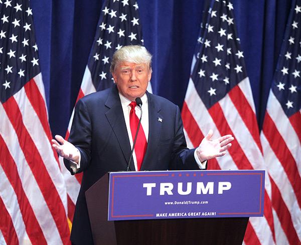 Donald Trump Racist