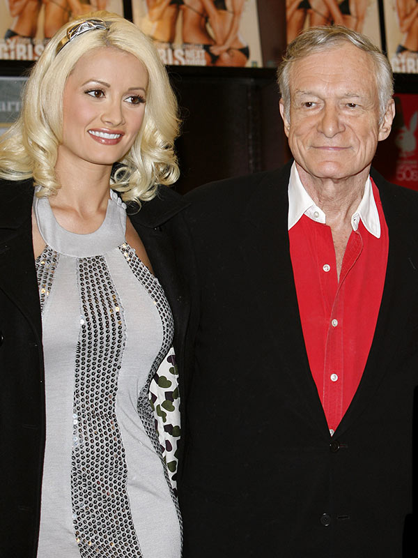 Holly Madison On Hugh Hefner S Will He Tried To Buy Me For 3 Million Hollywood Life