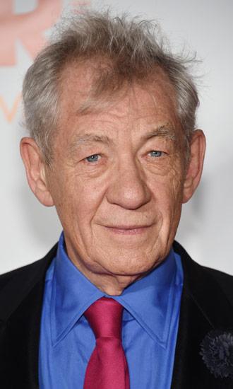 Ian McKellen Celebrity Profile