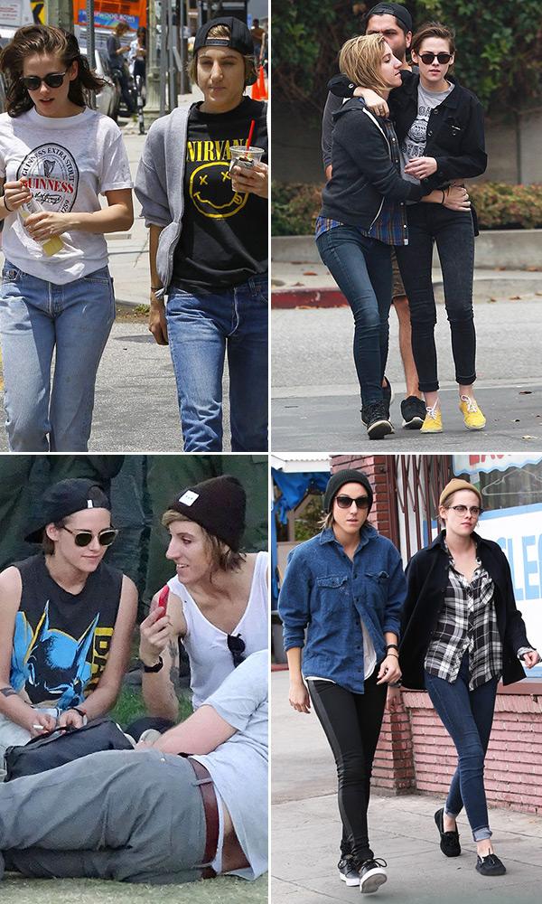 Alicia Cargile Kristen Stewart Relationship