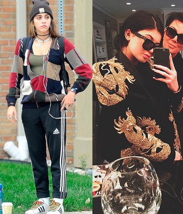Lourdes Leon Disses Kylie Jenner