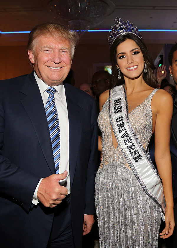 Mexico Miss Universe Competition