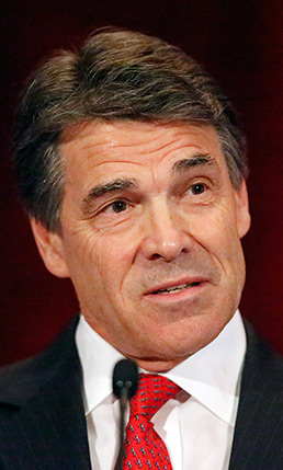Rick Perry Biography