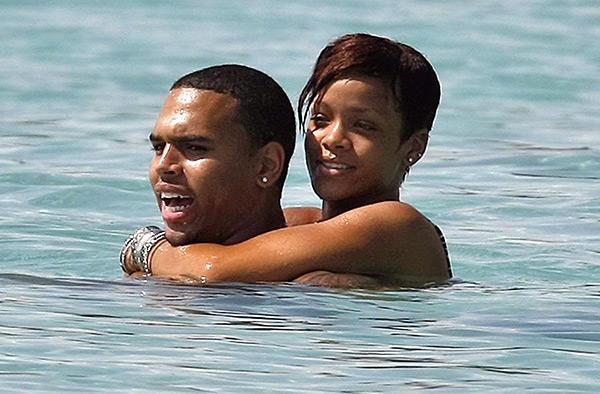 Rihanna Disses Karrueche Tran