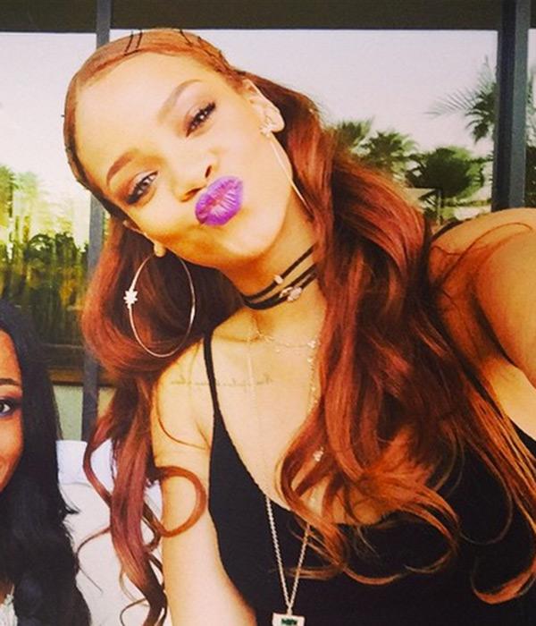 Rihanna Flash Tattoo