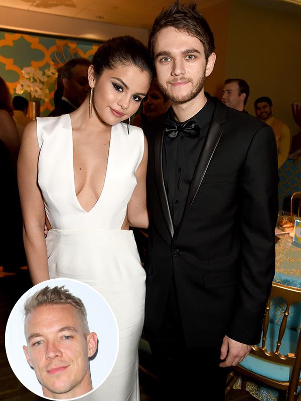 Zedd Selena Gomez Diplo Diss
