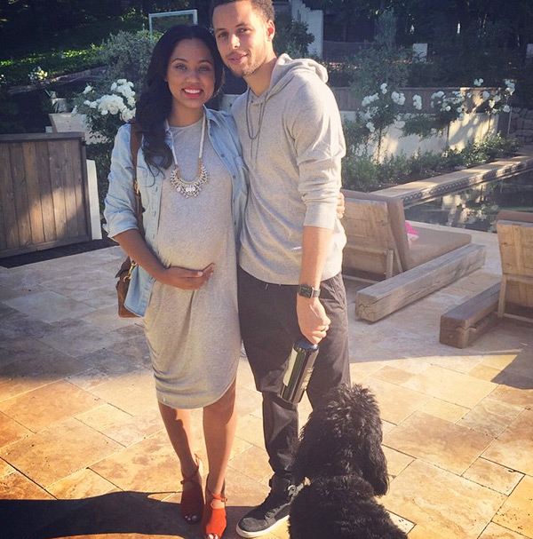 Stephen Curry Baby Born