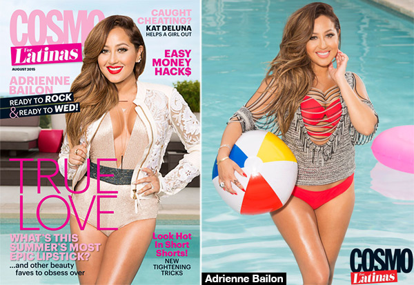 adrienne bailon breast implants