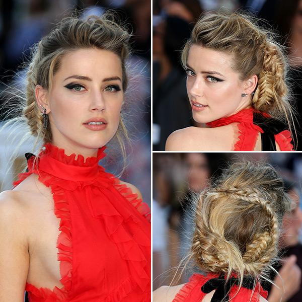 Amber Heard Makeup Magic Mike XXL