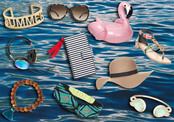 beach accessories fashion