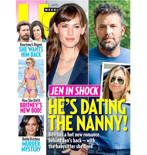 Ben Affleck Dating Nanny