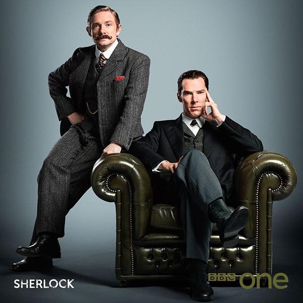 Sherlock Victorian Episode