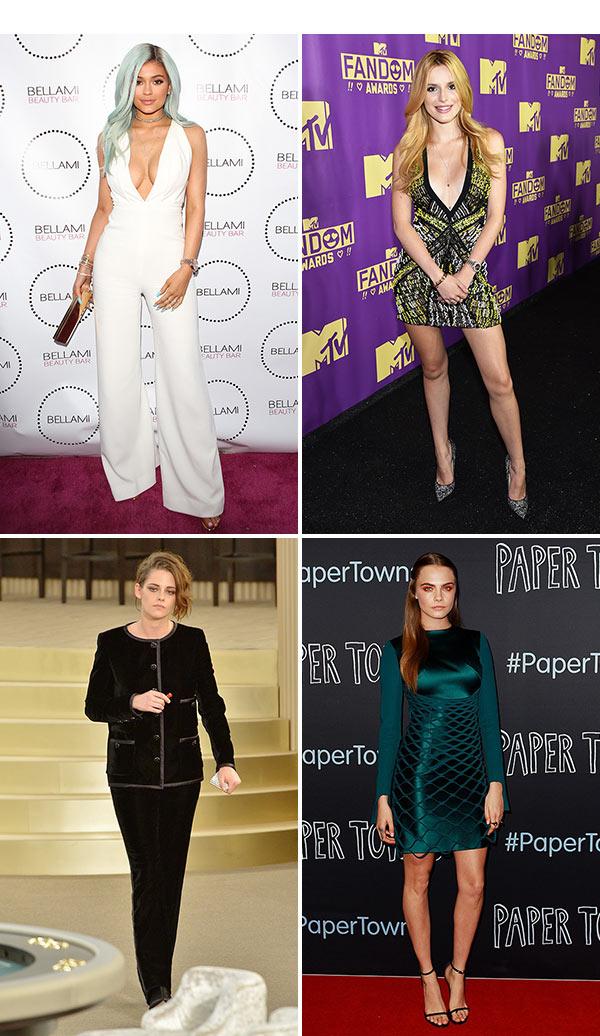 Kristen Stewart Best Dressed
