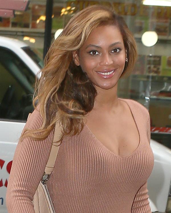 Beyonce Natural Makeup