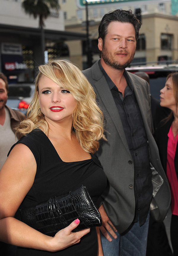 Blake Shelton On Miranda Lambert Cheating Allegations