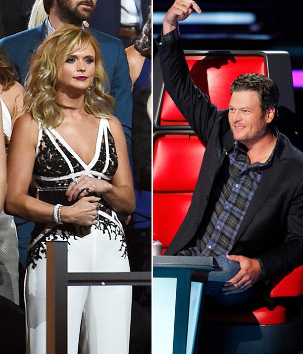 Miranda Lambert Blames The Voice Divorce
