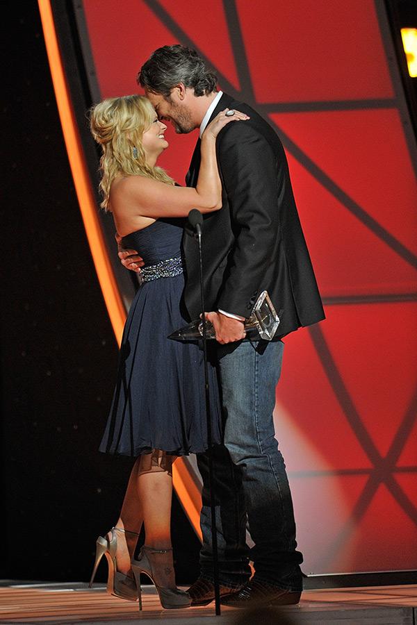 Blake Shelton Miranda Lambert Mock Divorce Rumors