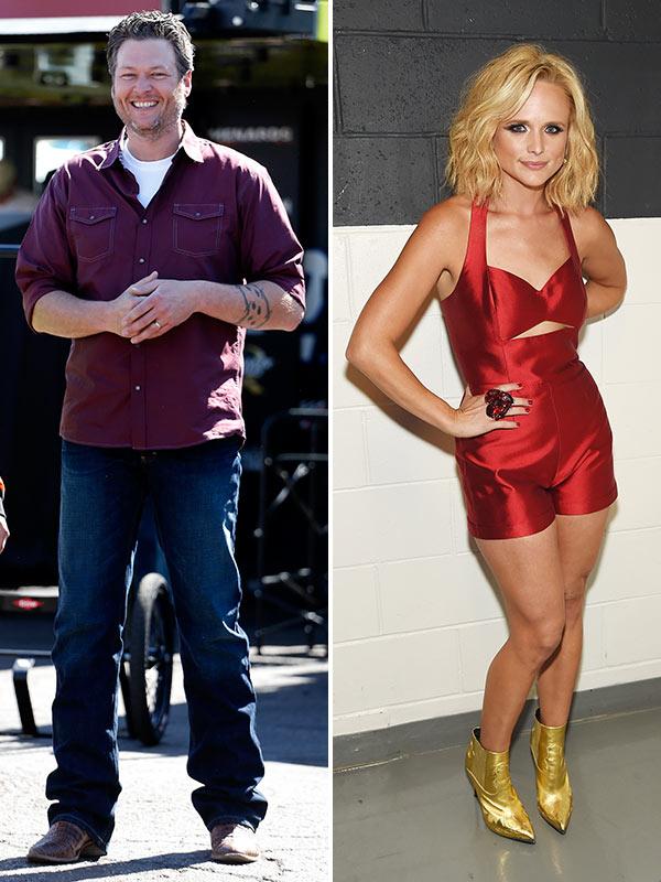 Blake Shelton Throws Out Miranda Lambert's Stuff