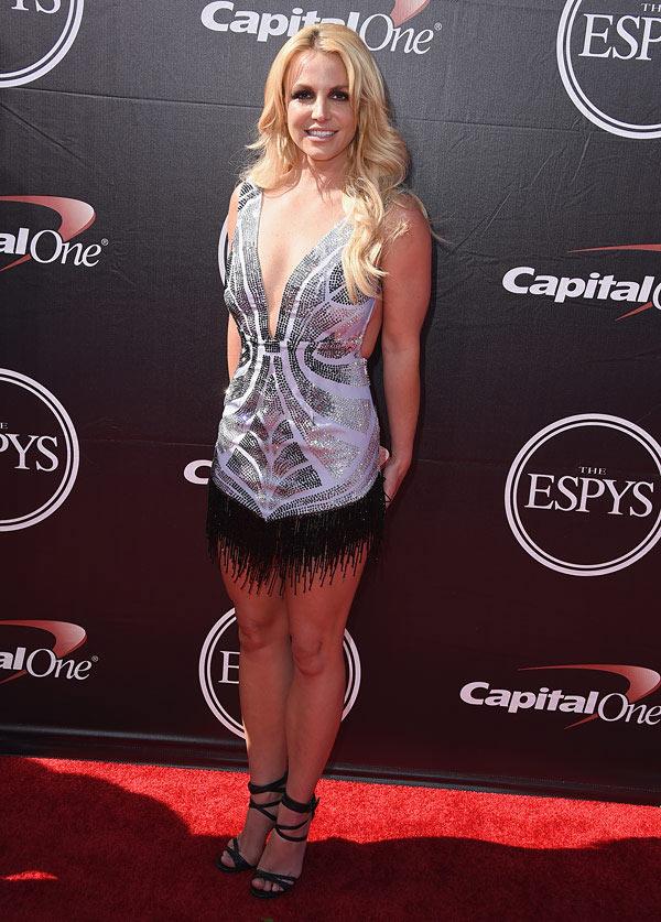 Britney Spears Dress ESPYs