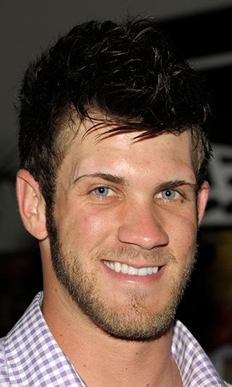 Bryce Harper Celebrity Profile