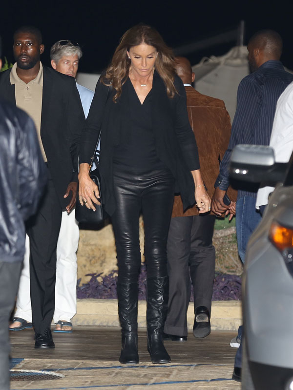 Caitlyn Jenner Sexy Outfit