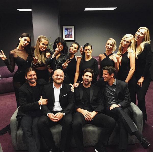 Kardashians ESPY Awards