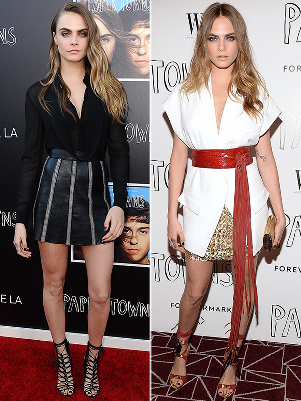 Cara Delevingne Paper Towns Outfits