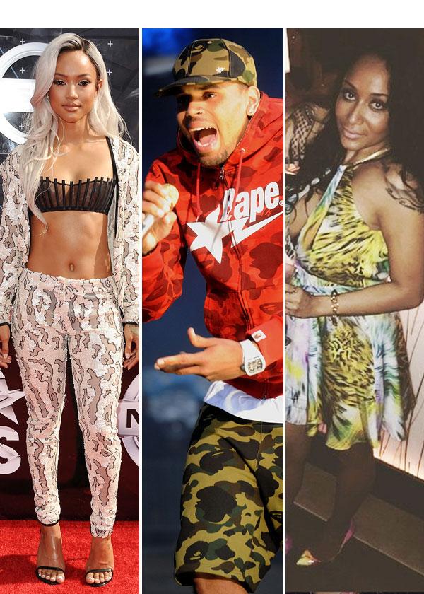 Chris Brown Nia Guzman Fame Hungry