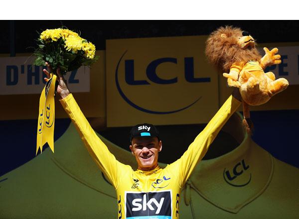 Who Won Tour de France 2015