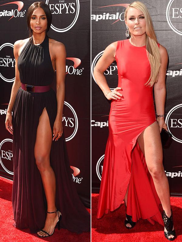 Ciara Lindsey Vonn ESPYS