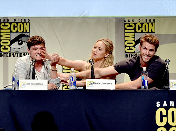 Hunger Games Comic-Con